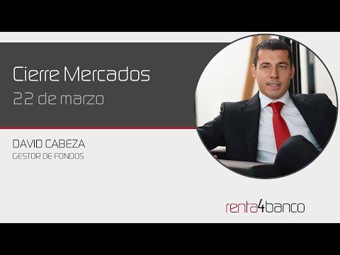 Video Analisis: Cierre bolsa 22 de Marzo por Renta4