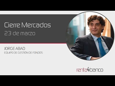 Video Analisis: Cierre bolsa 23 de Marzo por Renta4