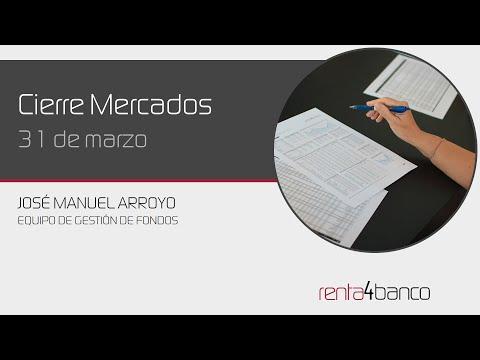 Video Analisis: Cierre bolsa 31 de Marzo por Renta4