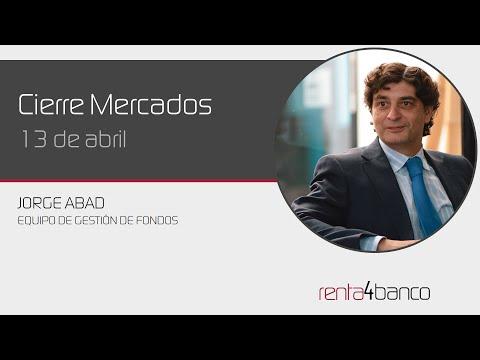 Video Analisis: Cierre bolsa 13 de Abril por Renta4