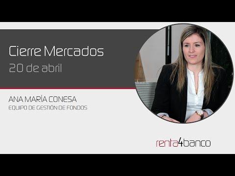 Video Analisis: Cierre bolsa 20 de Abril por Renta4