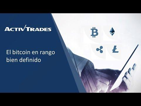 Video Análisis: El bitcoin en rango bien definido