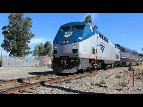 2016 Amtrak NASCAR Special on the NWP