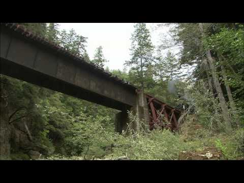 The Skunk Train - PBS Special
