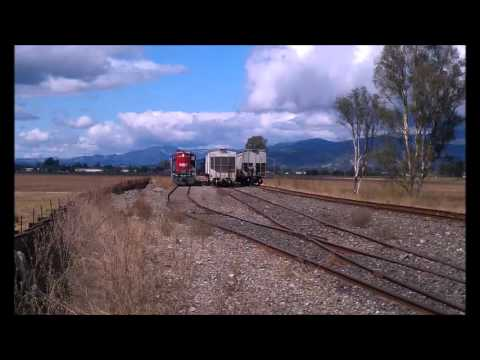 Northwestern Pacific Railroad tribute