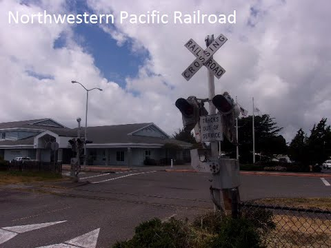 Northwestern Pacific Railroad- End Of The Line?