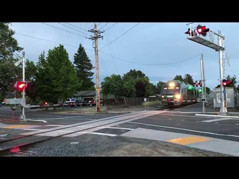 2 SMART Test Trains in Northern Santa Rosa 05/16/2017