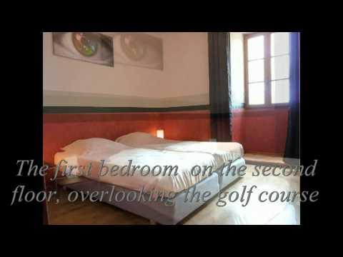 Chateau de Sadillac in France Holiday accommodation