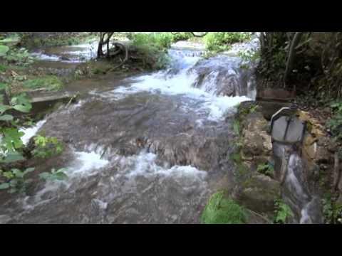 L'eau de St Barthélemy Salernes France