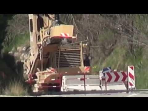 Construction d'une liaision souterraine a 225 000 volt  Boutre Trans