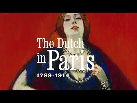 Nederlanders in Parijs - The Dutch in  Paris