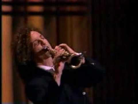 Kenny G with