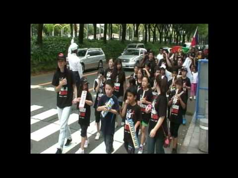 March for Jesus 2011 - Oficial Video - マーチ フォー ジーザス 2011