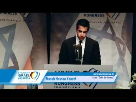 """Mosab Hassan Youssef: """"Eu Amo Israel"""""""