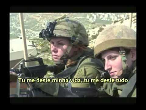 SHEMA YSRAEL - LEGENDA EM PORTUGUES  POR MAURO AUGUSTO.avi