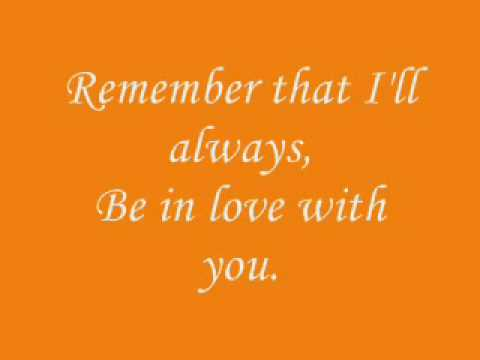 The Beatles-P.S. I love you lyrics
