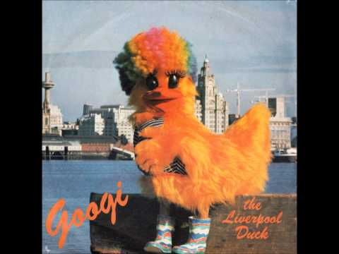 Googi The Liverpool Duck Ace Recordings 1978