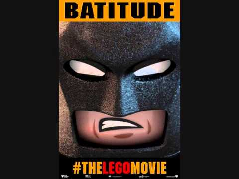 The Lego Movie~Batman's Song - Untitled Self Portrait