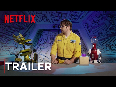 Mystery Science Theater 3000 | New Season Trailer [HD] | Netflix