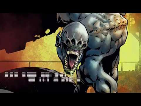 Warhammer 40,000 Deathwatch Graphic Novel Trailer!