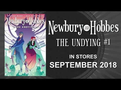 Newbury & Hobbes: The Undying Trailer