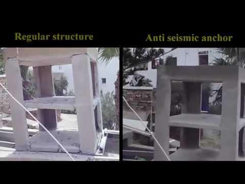 anti earthquake system Ioannis Lymperis