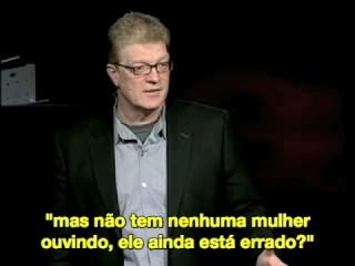 2 PARTE : Ken Robinson: Escolas matam a criatividade?