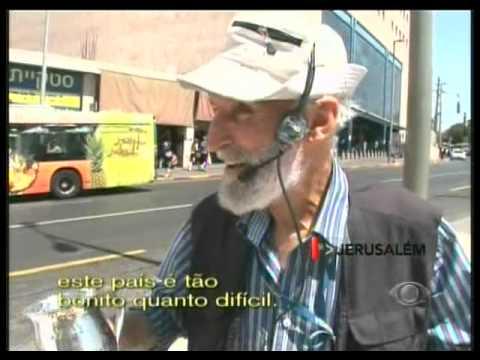 O Mundo Segundo Os Brasileiros - Jerusalém (Parte 3)