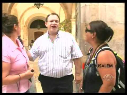 O Mundo Segundo Os Brasileiros - Jerusalém (Parte 1)