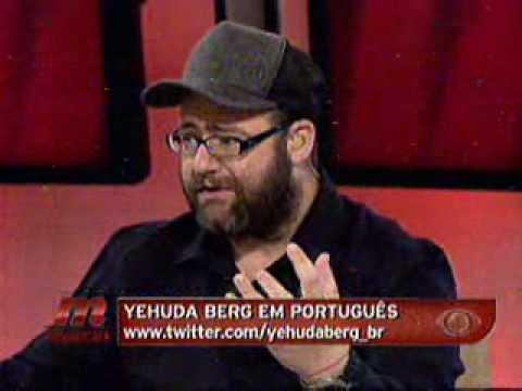 Programa Márcia - Márcia entrevista Yehuda Berg Pt.6