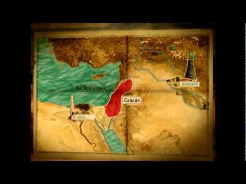 El pueblo Hebreo (La historia Animada)