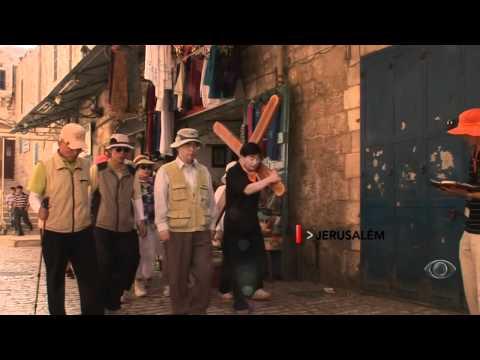 O Mundo Segundo os Brasileiros - Israel (HD)