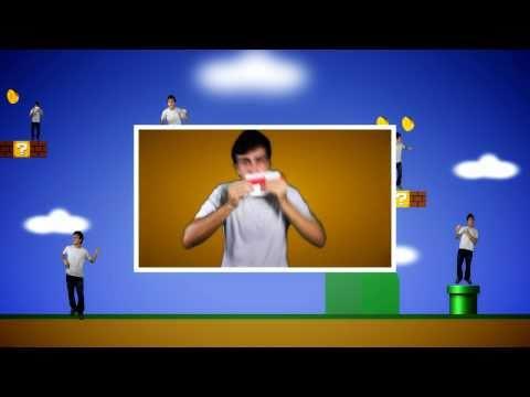 Super Mario World com o Pente - Orquestra Maluca