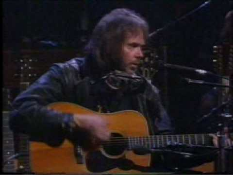 Neil Young - Unknown Legend