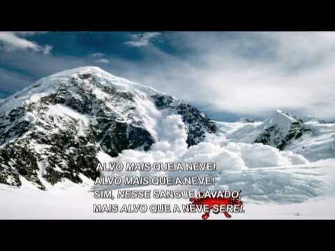Carlos José - Alvo mais que a neve