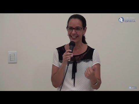 """Mariangela Manfrim - Palestra """"Pai Nosso"""""""