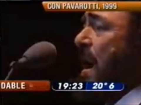 Luciano Pavarotti & Mercedes Sosa - Caruso
