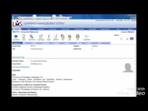 How To Attempt GDB in VULMS || Virtual University Of Pakistan