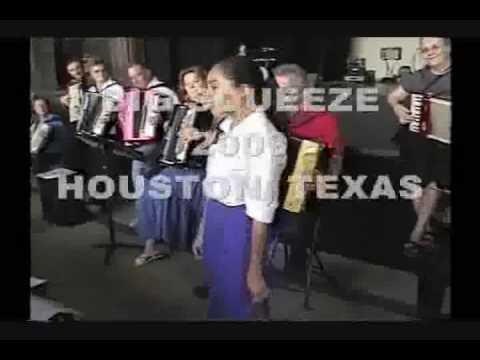 Accordion Jam Session- Big Squeeze-Houston