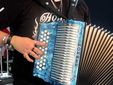 Yesenia Garcia - Texas Big Squeeze Audition 2011 song 2