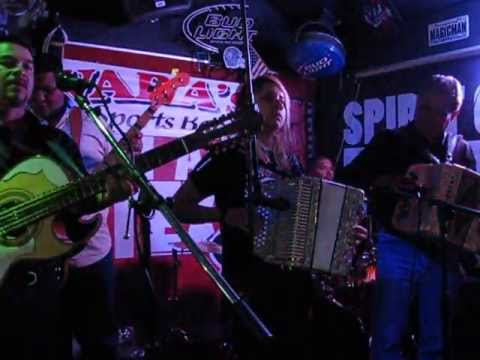 Yesey (Yesenia Garcia) Performs with Ruben Loredo - Tejano Roots Hall of Famer 2011