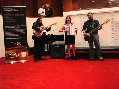 Yesey (Yesenia) Garcia Performs at Jones Hall