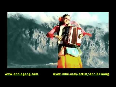 Rock Accordion Music - Flight of the Bumble Bee,Sabre Dance by Annie Gong