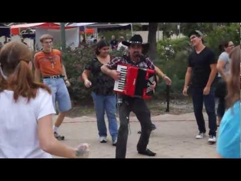 Herr Schmidt Dance by Chris Rybak Band at San Antonio College