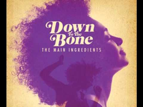Down To The Bone - The Main Ingredients (2011)