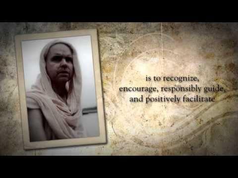 "Aindra Dasa: ""The Heart of Transcendental Book Distribution"""