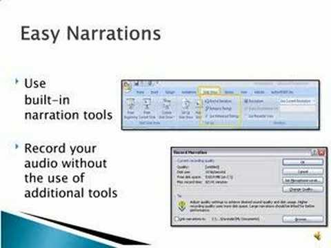 Embedding Powerpoint Presentations with Authorstream