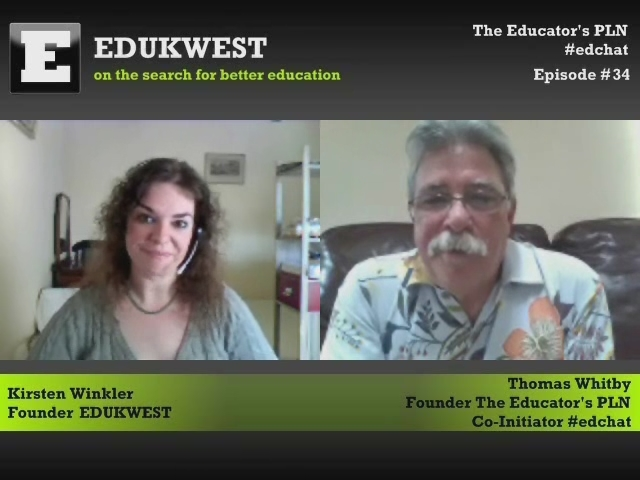 Interview with Tom Whitby Social Media and Education.