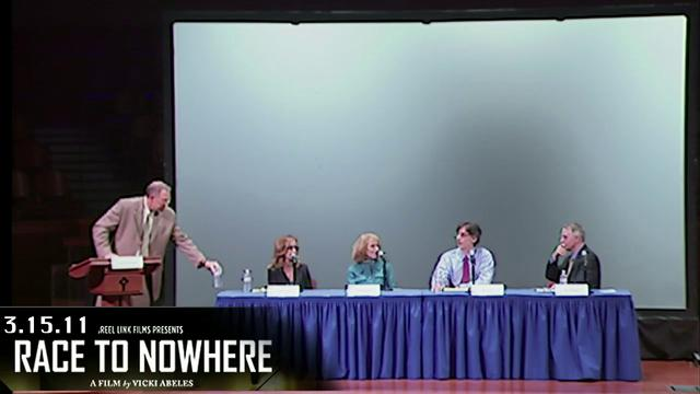 Race to Nowhere: Atlanta Panel Discussion