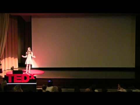 Not knowing the answer, is the key to learning. | Rainesford Alexandra | TEDxYouth@KC